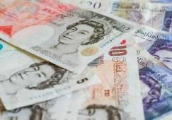cash banknotes money