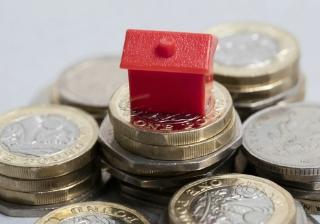 House money pound price growth