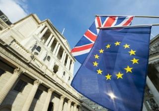 Bank of England BoE flags EU UK Brexit