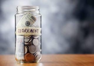 retirement saving money pension