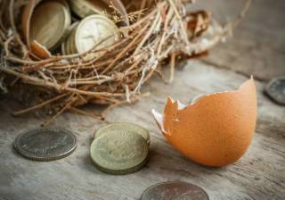 pension nest egg annuity retirement old people