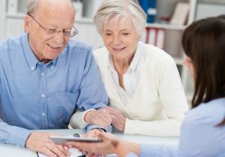 old oap elderly retired retirement pension NEW