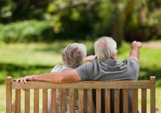 retirement pensioners