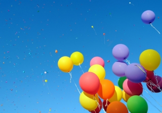 balloons rise inflation