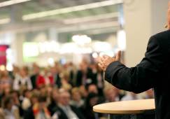 conference speaker seminar
