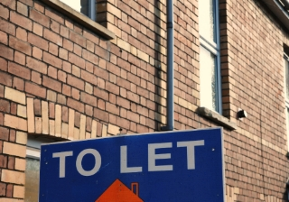 BTL buy to let sign