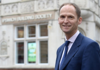 Richard Norrington, CEO at Ipswich Building Society