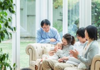 family generations relatives inheritance