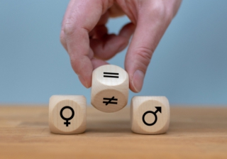 gender balance women equal