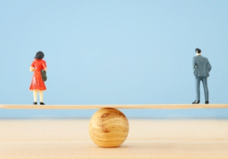 gender women equality scales