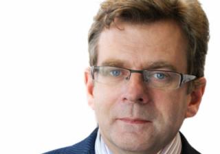 John Byrne, CEO of Corlytics