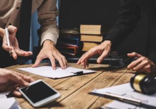 law legals paperwork admin