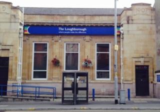 loughborough building society