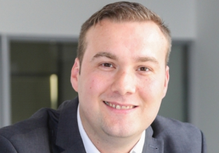 Michael Craig, sales director of Brilliant Solutions