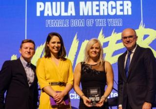 Paula Mercer Atom