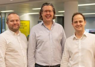 Rod Lockhart, Christian Faes, Ian Thomas LendInvest