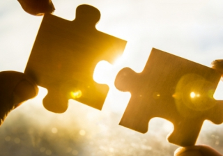 puzzle piece partnership