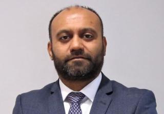 Sundeep Patel, head of London intermediaries at Together
