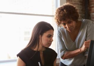 women in finance wif mentoring