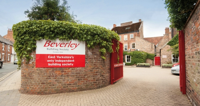Beverley BS to pay flat 0.35% proc fee