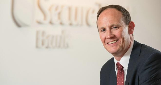Tony Hall Secure Trust Bank