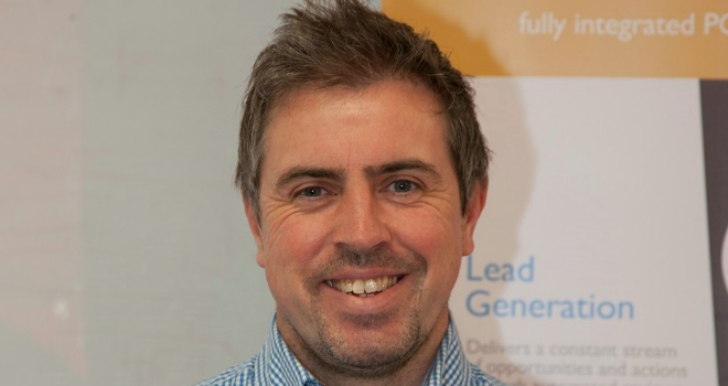 Mark Dryden, Business Development Director at 360 Lifecycle