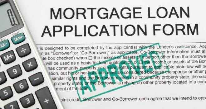 mortgage application form2 approved