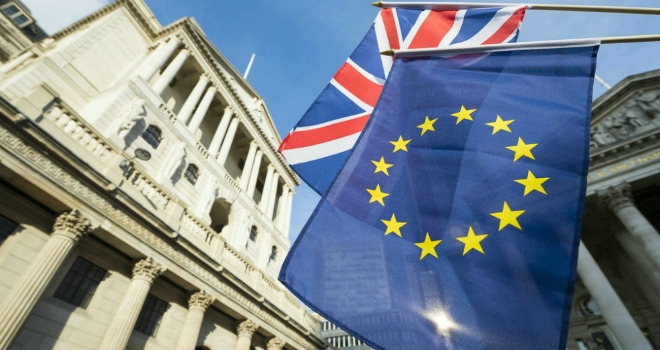 Bank of England BoE flags EU UK Brexit