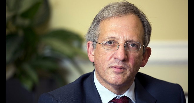 Bank of England Jon Cunliffe