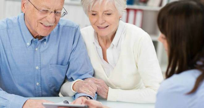 Over-65s property wealth at new high