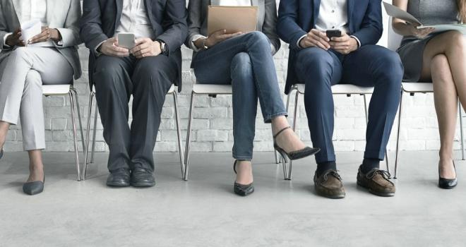 new job hire interview staff