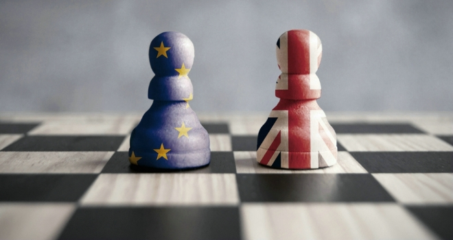 Brexit EU UK chess
