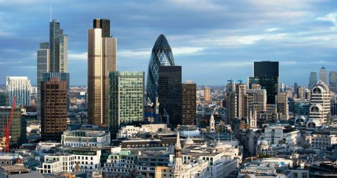 London Skyline 2