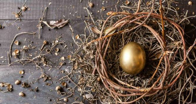 retirement nest egg savings annuity pension