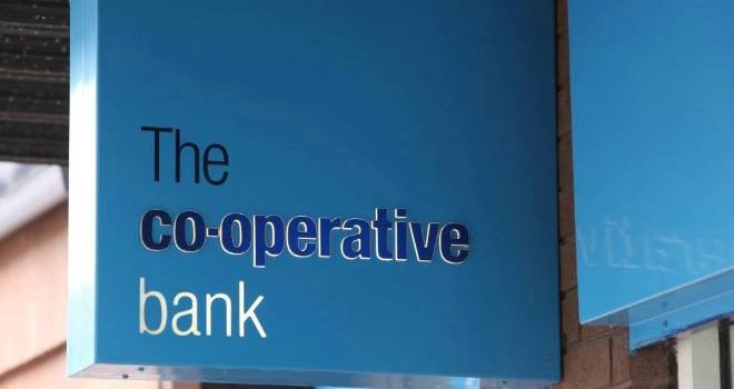 Co-Op Bank reports £477m annual loss