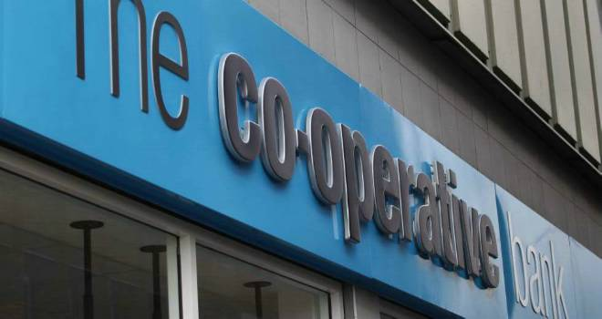 Co-Op Bank up for sale