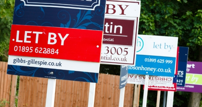 BTL house signs buy to let