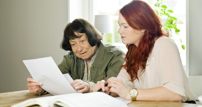 adult child buyer adviser