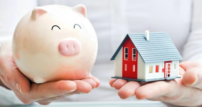 house and savings