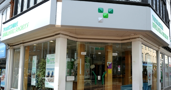 YBS Yorkshire Building Society