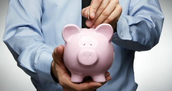 pig piggy bank business save NEW