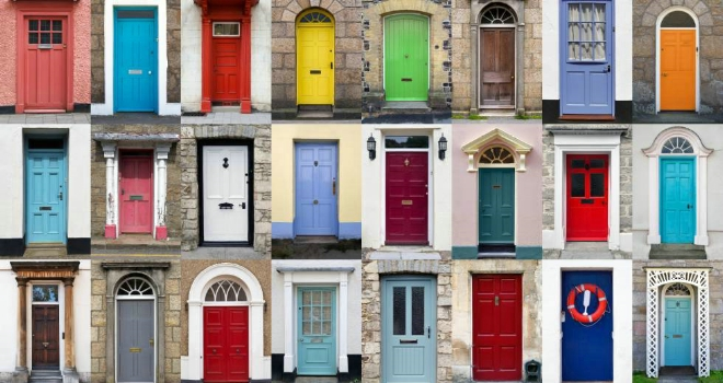 house doors NEW