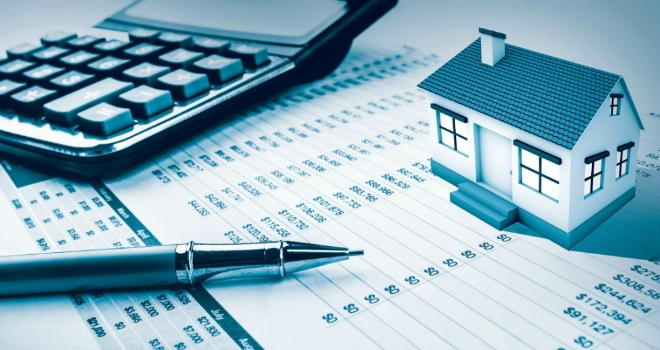 calculator rates mortgage house graph