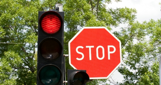 stop warn