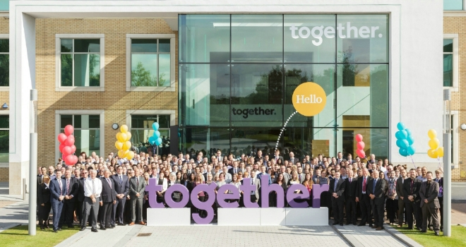 Together's originations up 65% as loan book grows to £2.37bn