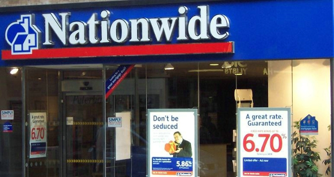 Nationwide mortgage lending up 26% to £8 6bn | Financial