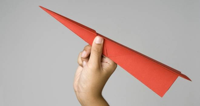Paper plane new launch