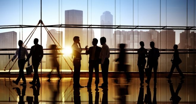 business people crowd grow hire city advisers