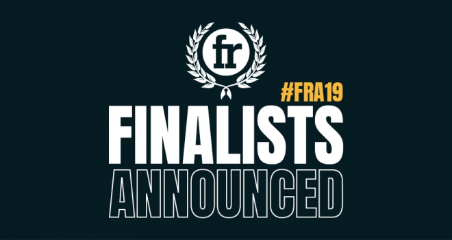 fra 2019 finalists announced