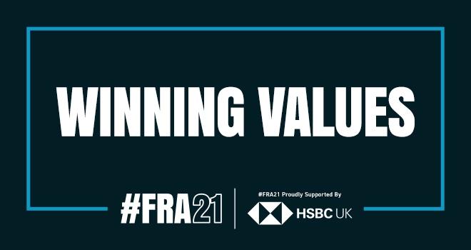 fra hsbc winning values